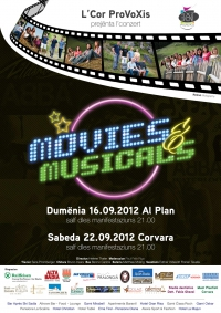 "Conzert ""Movies & Musicals"""